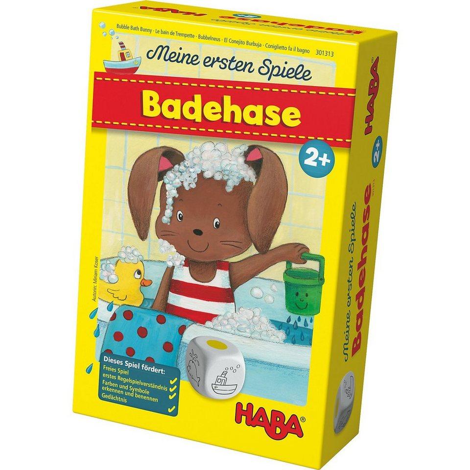 Haba Meine kaufen ersten Spiele - Badehase online kaufen Meine 4bad2a