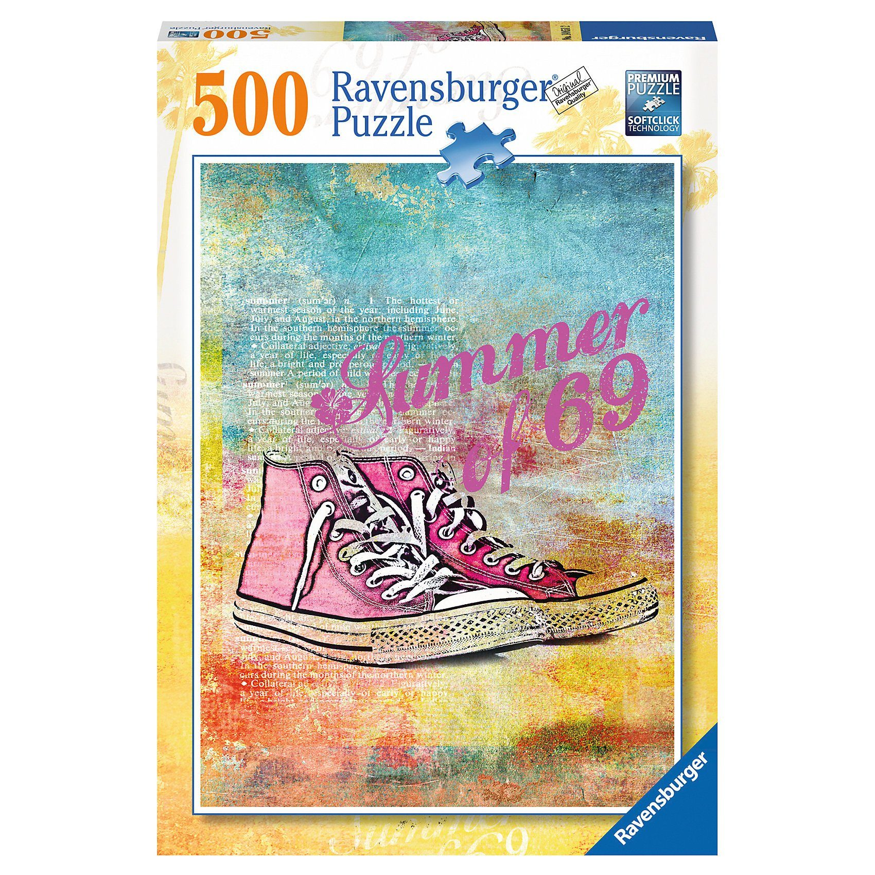 Ravensburger 500 Teile Summer of 69