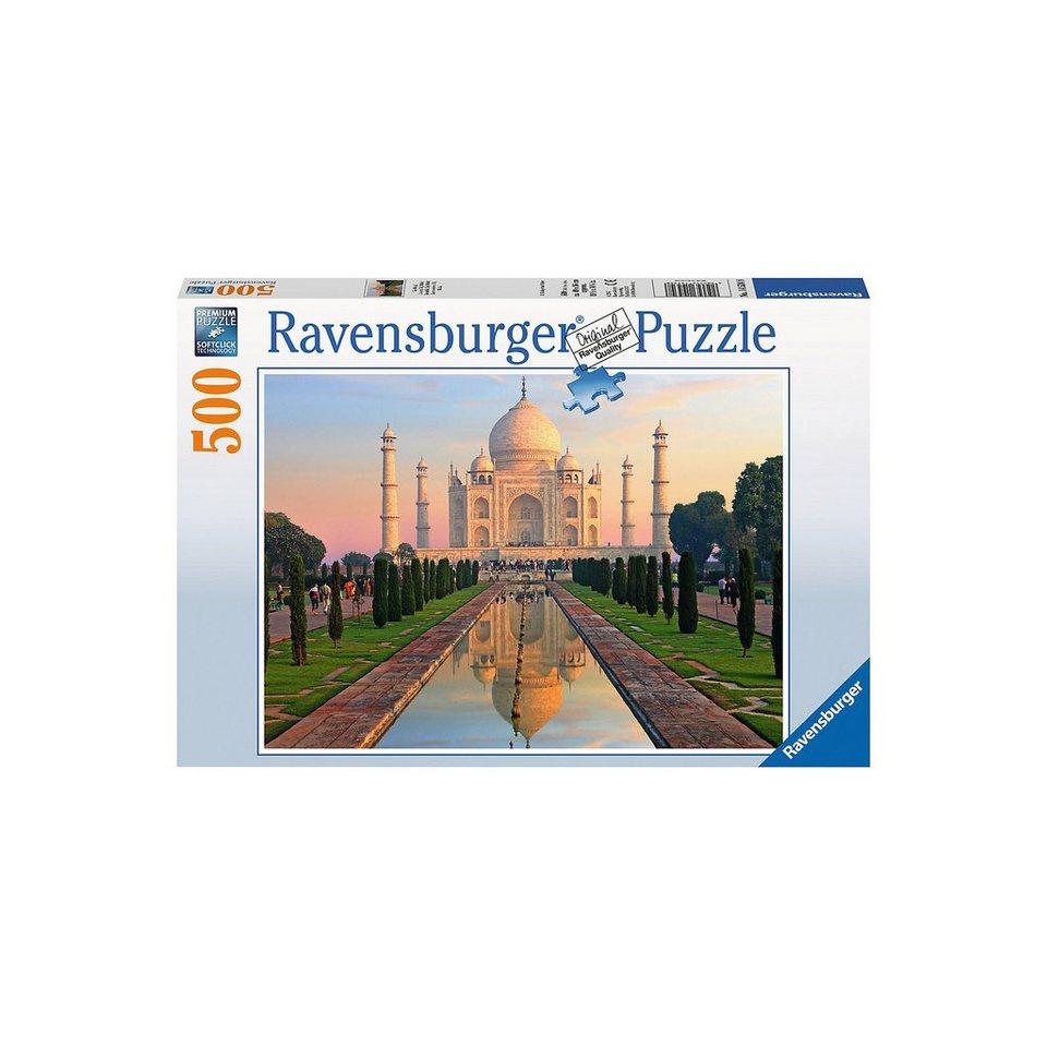 Ravensburger 500 Teile Taj Mahal