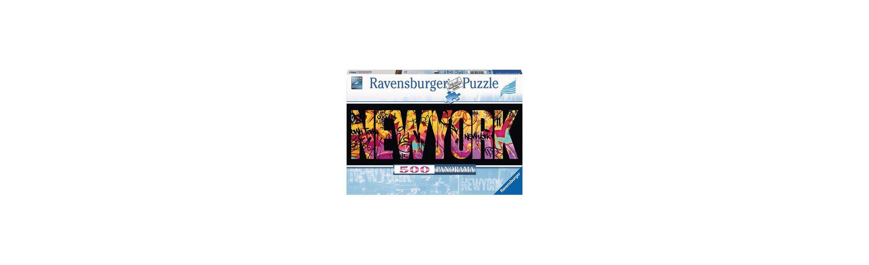 Ravensburger 500 Teile Panorama New York Graffiti - Panorama