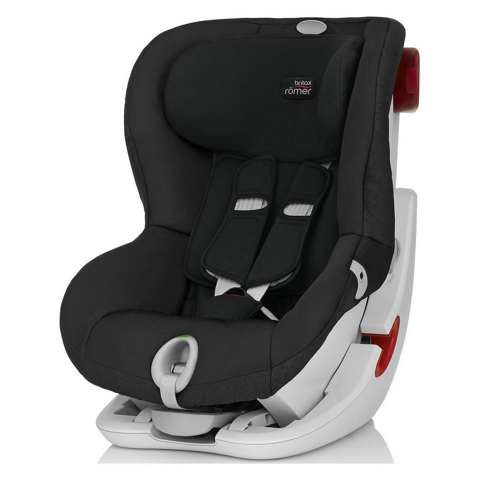 Britax Römer Auto-Kindersitz King II LS, Black Thunder, 2015