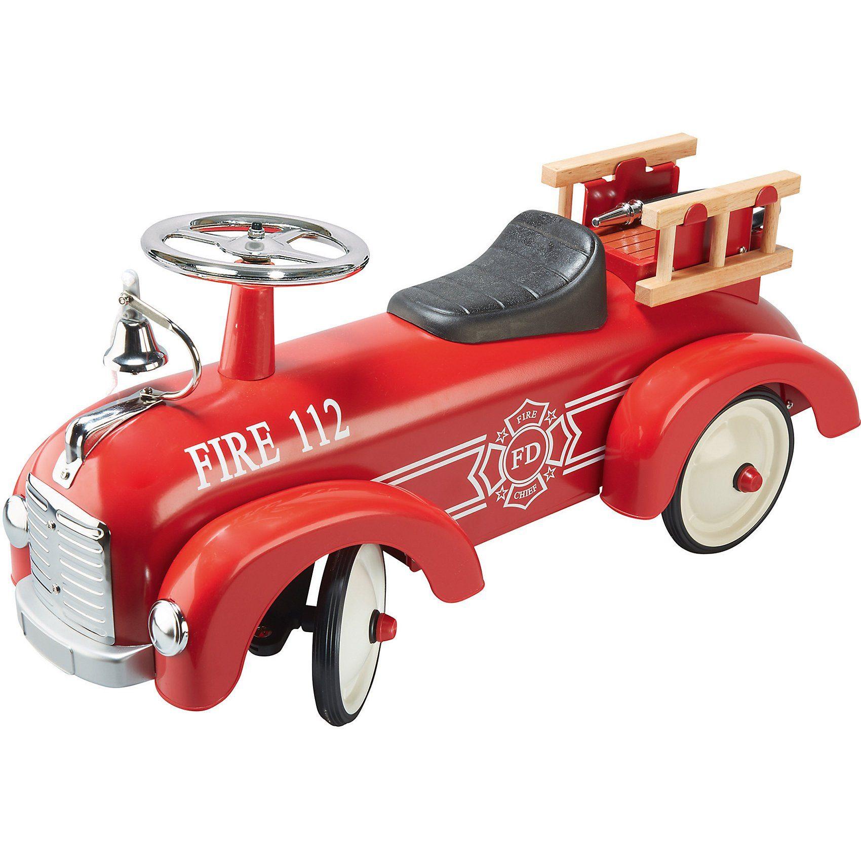 goki Rutscherfahrzeug Feuerwehr