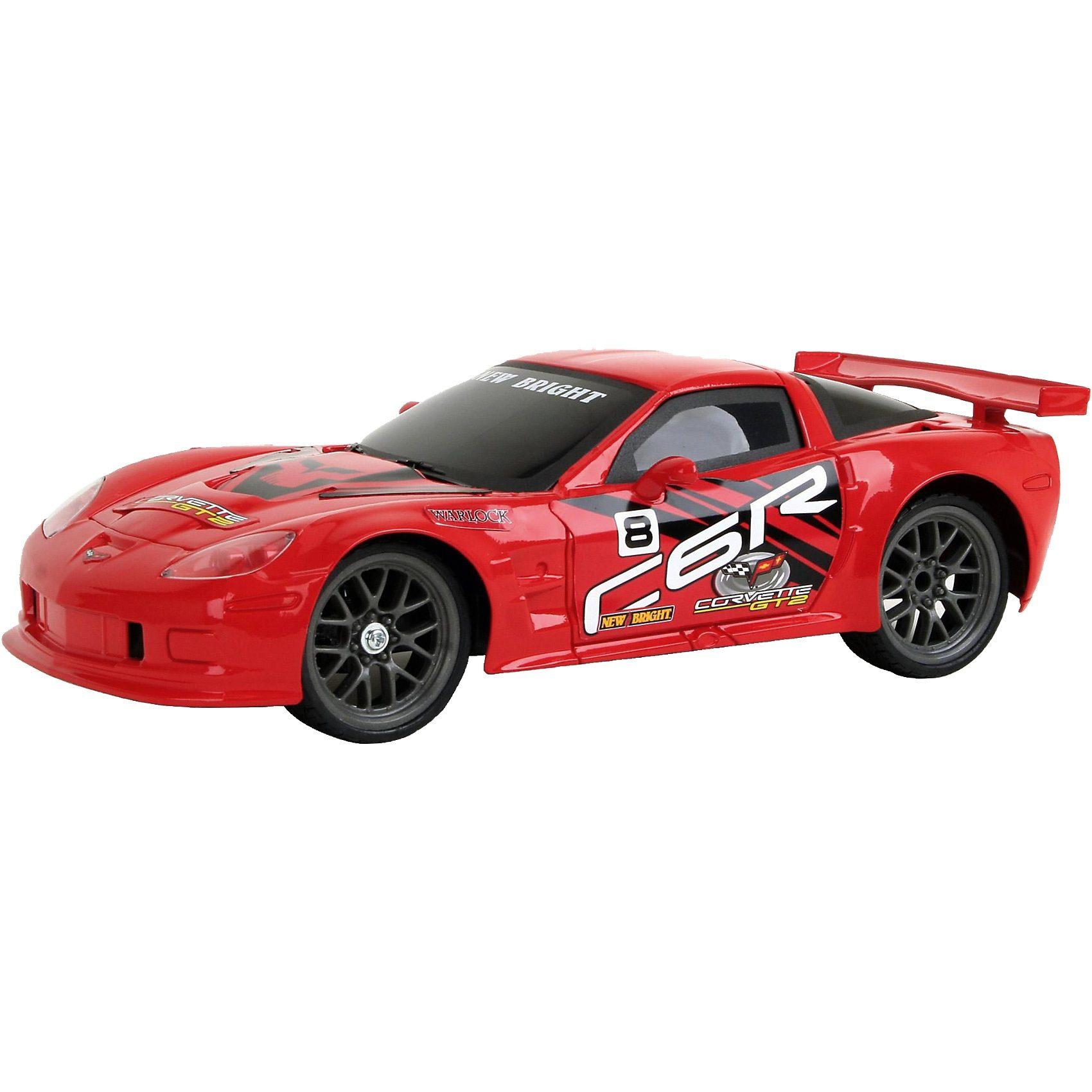 New Bright RC Corvette Blitz