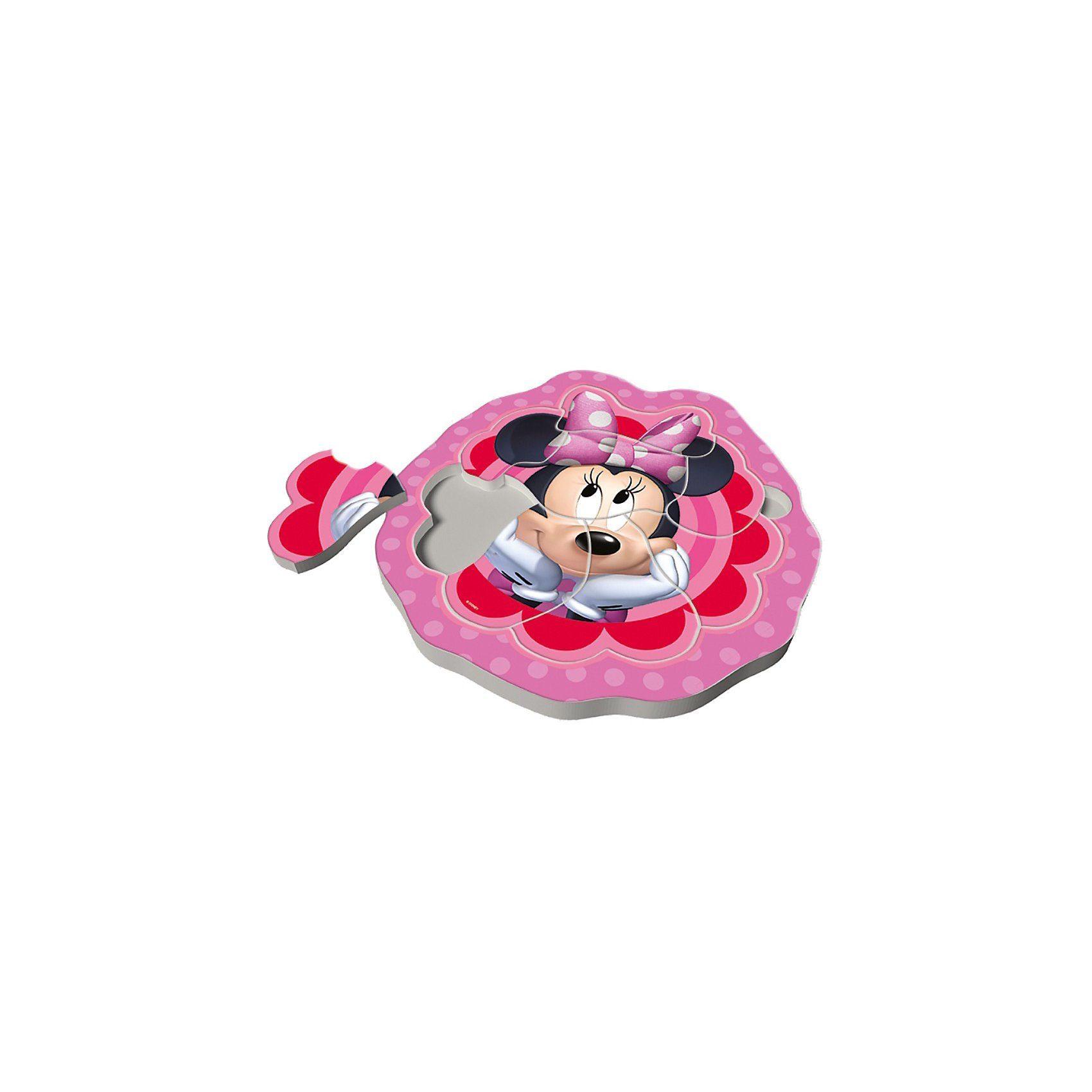 Trefl Rahmenpuzzle Baby Fun - Minnie Mouse