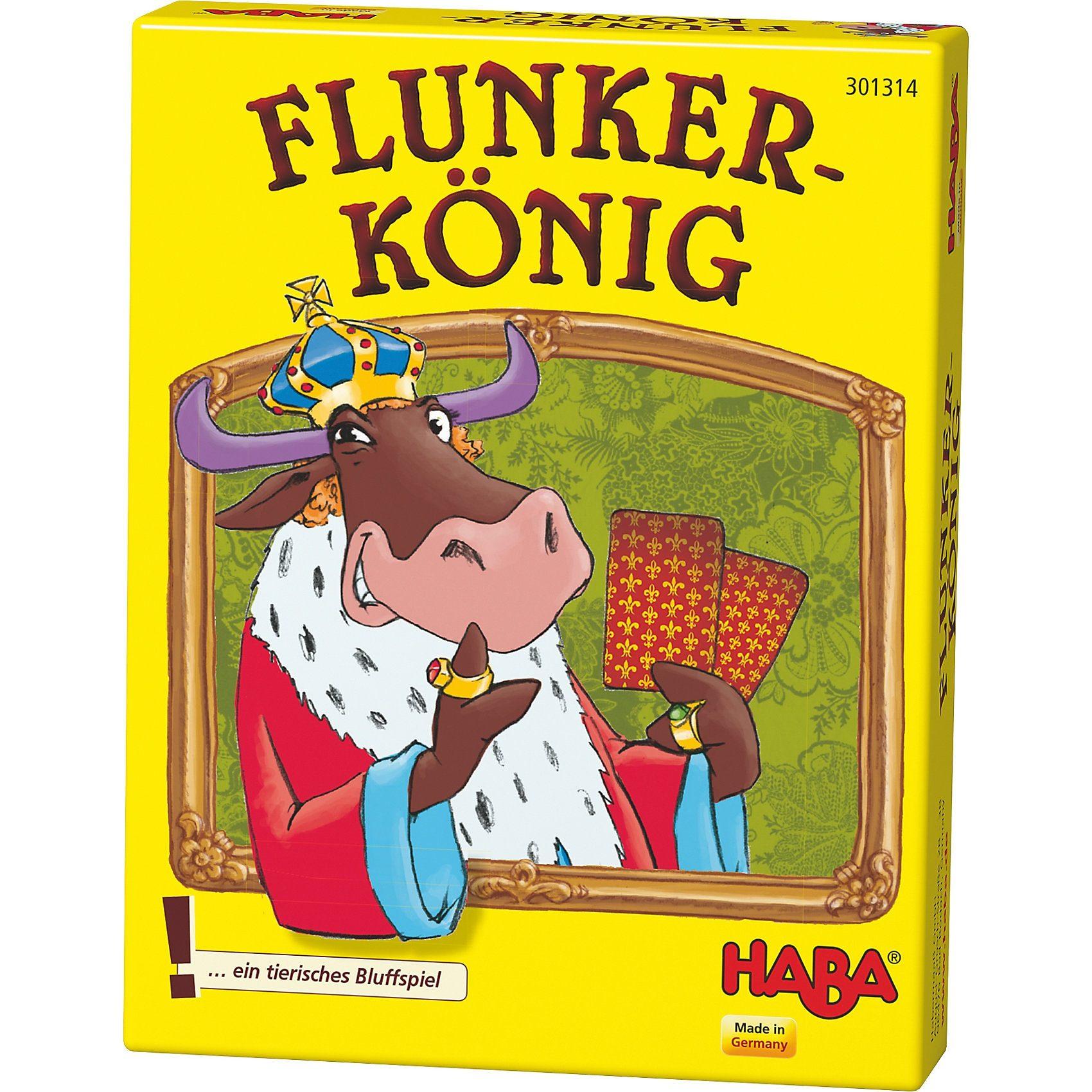 Haba Flunkerkönig