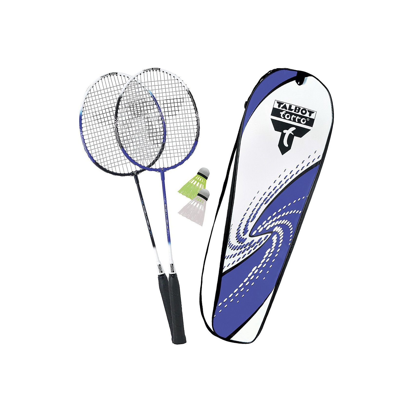 "Talbot-Torro Badminton Set ""2-Fighter"""