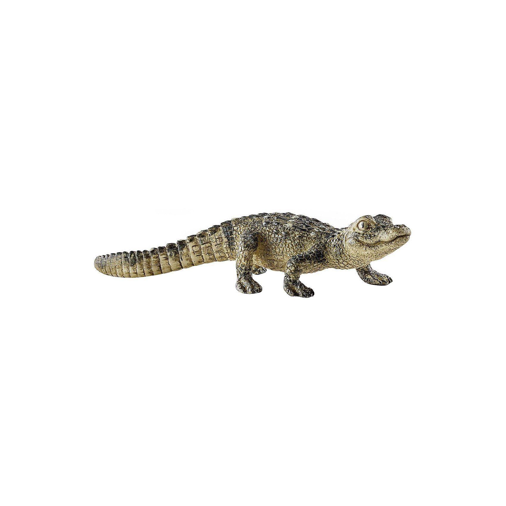 Schleich 14728 Wild Life: Alligator Junges