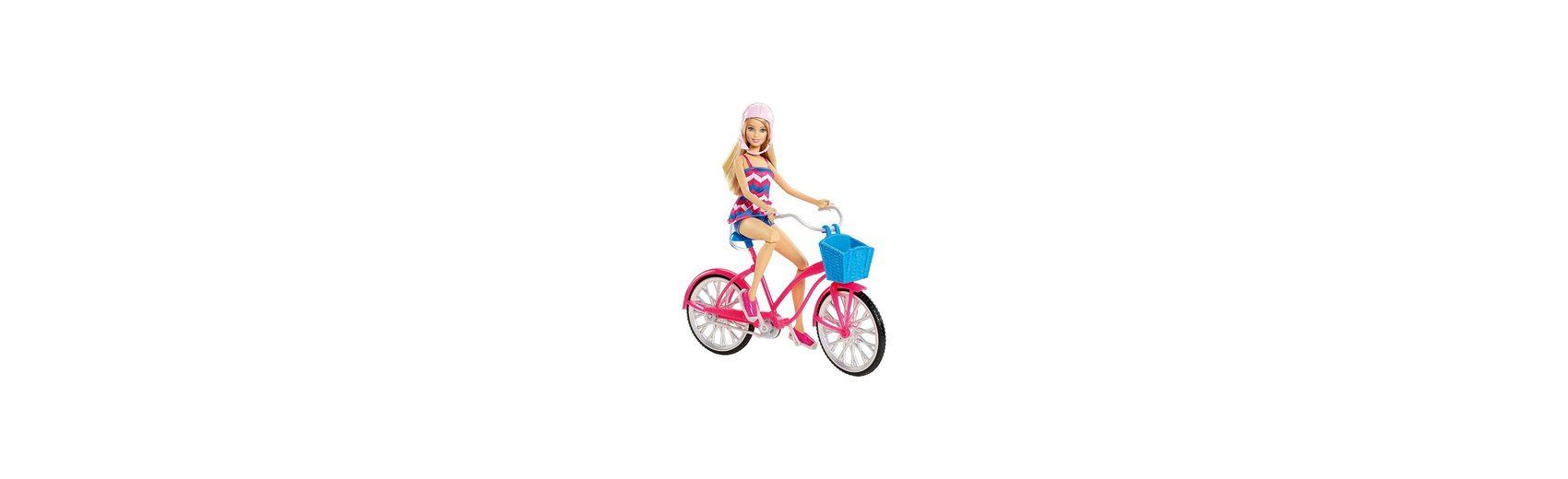 Mattel Barbie Glam Fahrrad