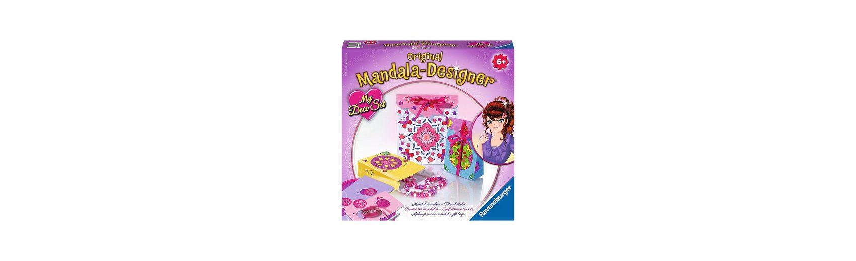 Ravensburger Mandala Designer® My Deco Set Romantic