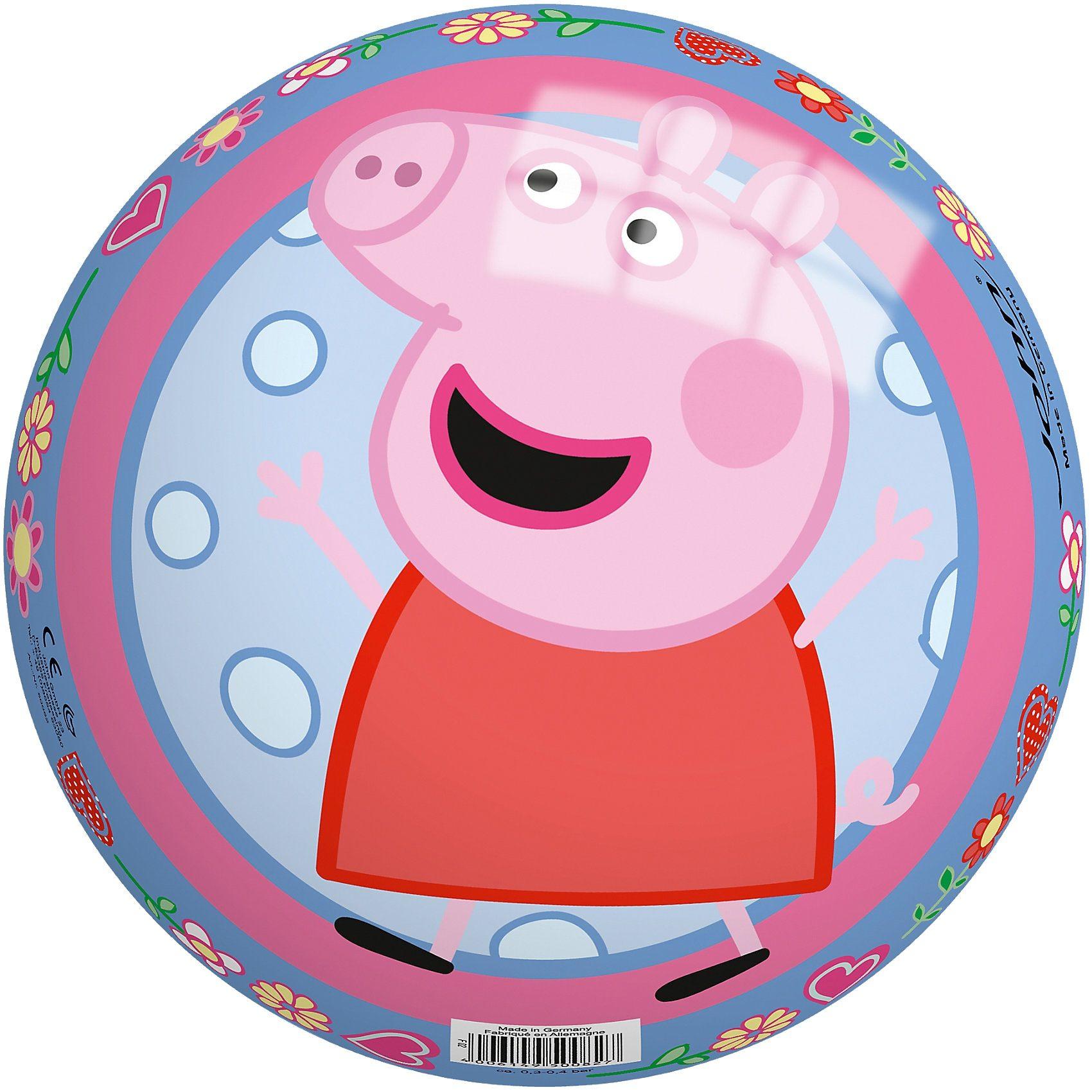JOHN Spielball Peppa Pig