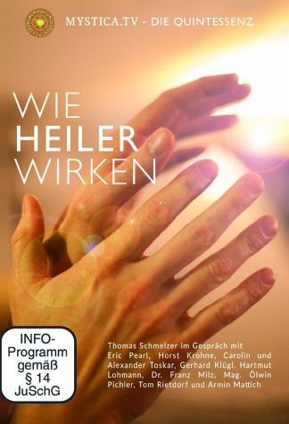 DVD »Wie Heiler wirken, 1 DVD«