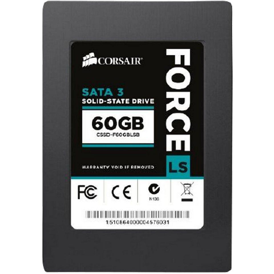 Corsair Solid State Drive »CSSD-F60GBLSB 60 GB«