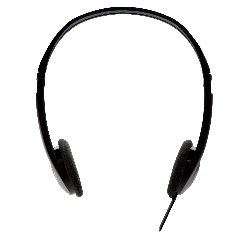 V7 Kopfhörer »STANDARD HEADPHONES BLACK«