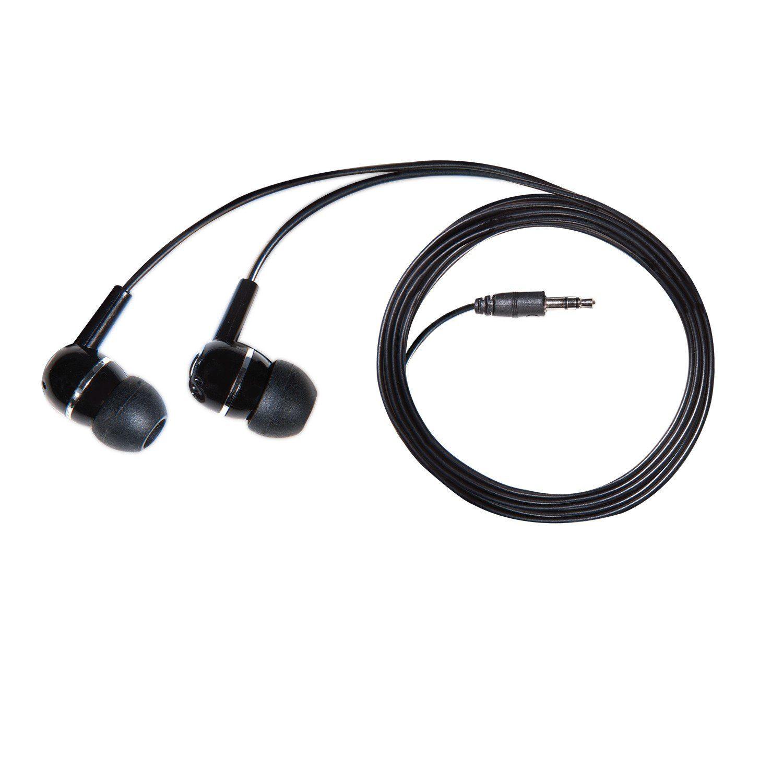 V7 Kopfhörer »IN-EAR EARBUDS BLACK«