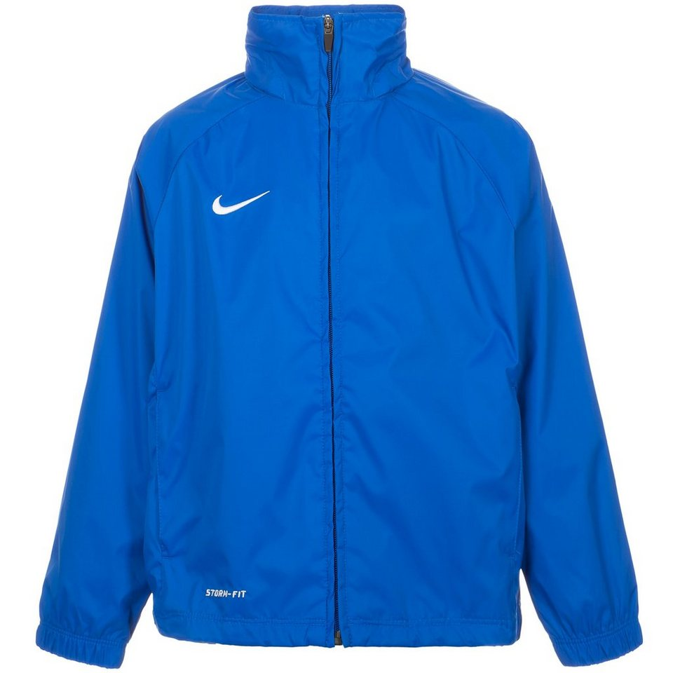NIKE Foundation 12 Regenjacke Kinder in blau
