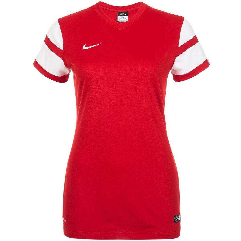 NIKE Trophy II Trikot Damen in rot / weiß