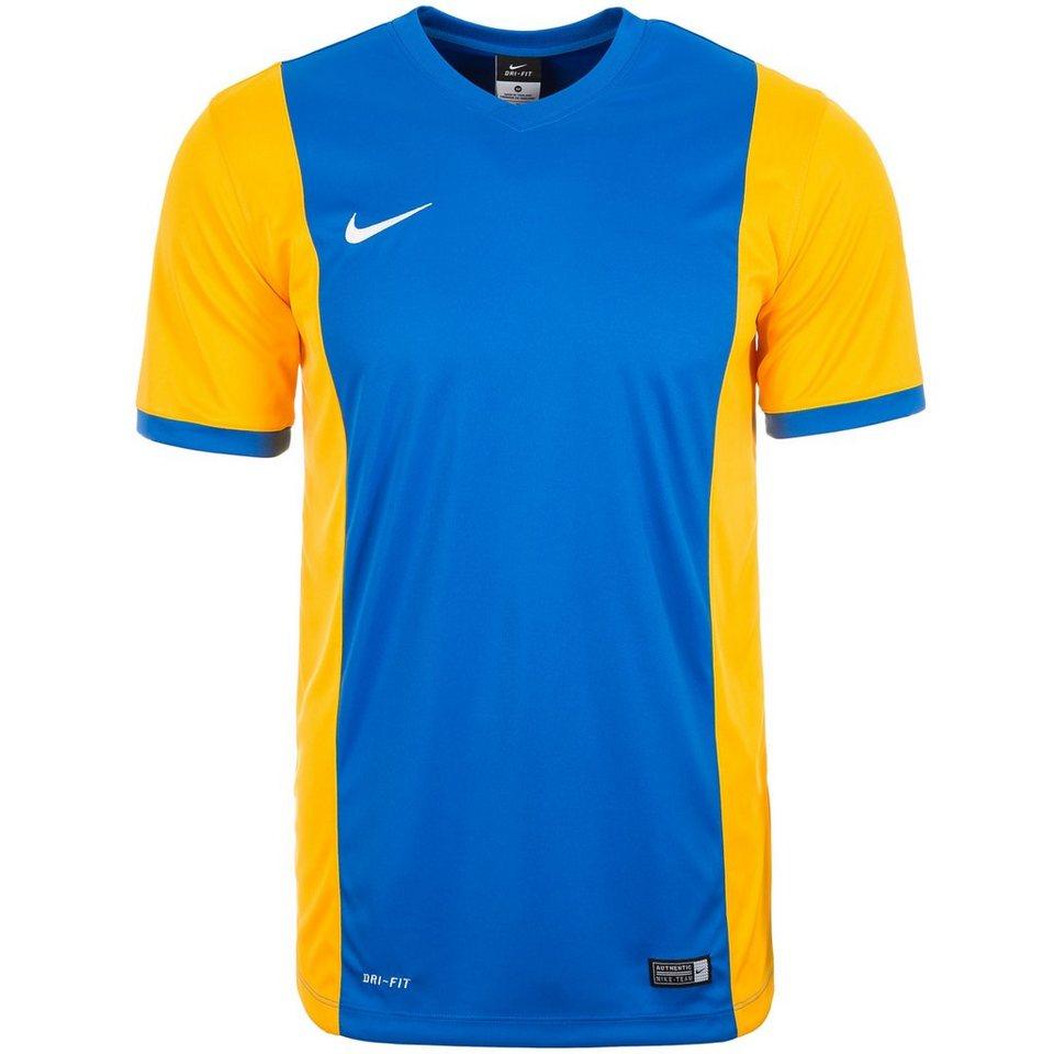NIKE Park Derby Fußballtrikot Herren in blau / gold
