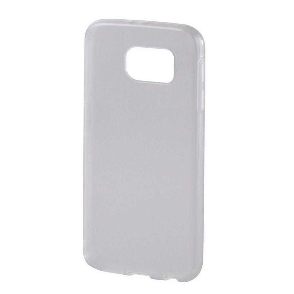 Hama Cover Schutzhülle Case für Samsung Galaxy S6 »Hülle für S6, transparent« in Transparent