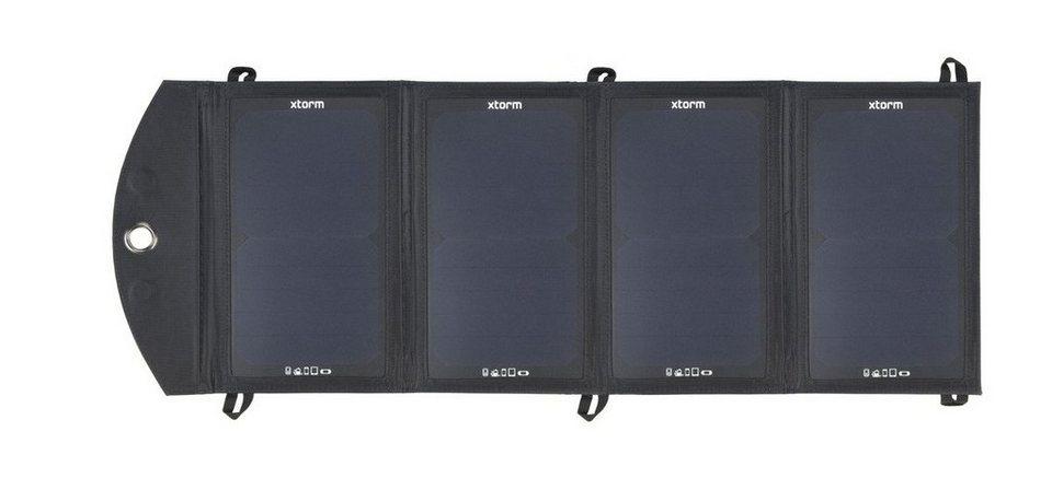 Xtorm Mobile Power »Solarladegerät (24 Watt Solarpanel)« in Schwarz