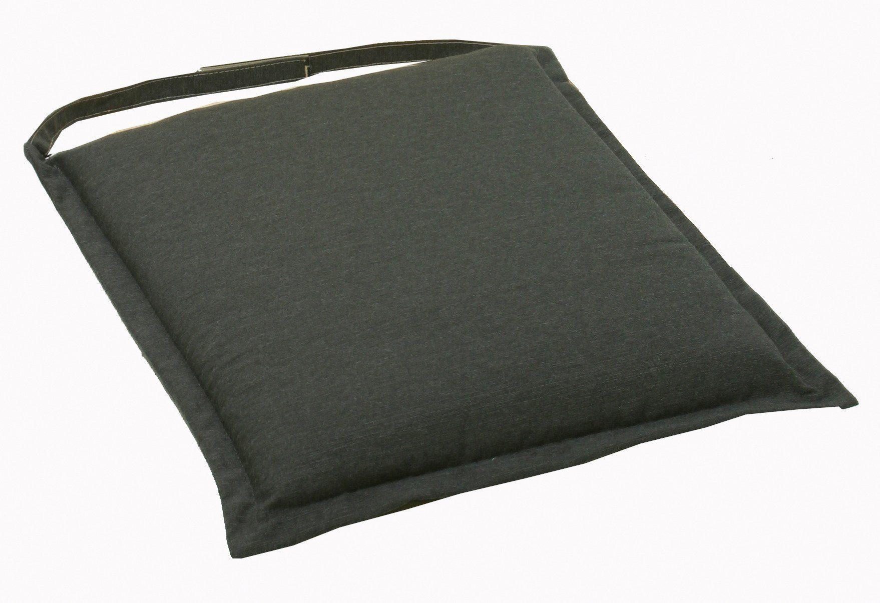 Sitzkissen »Dora«, (2er Set), (L/B): ca. 47x45 cm