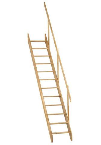 DOLLE Kompaktiški laiptai »Schwerin«