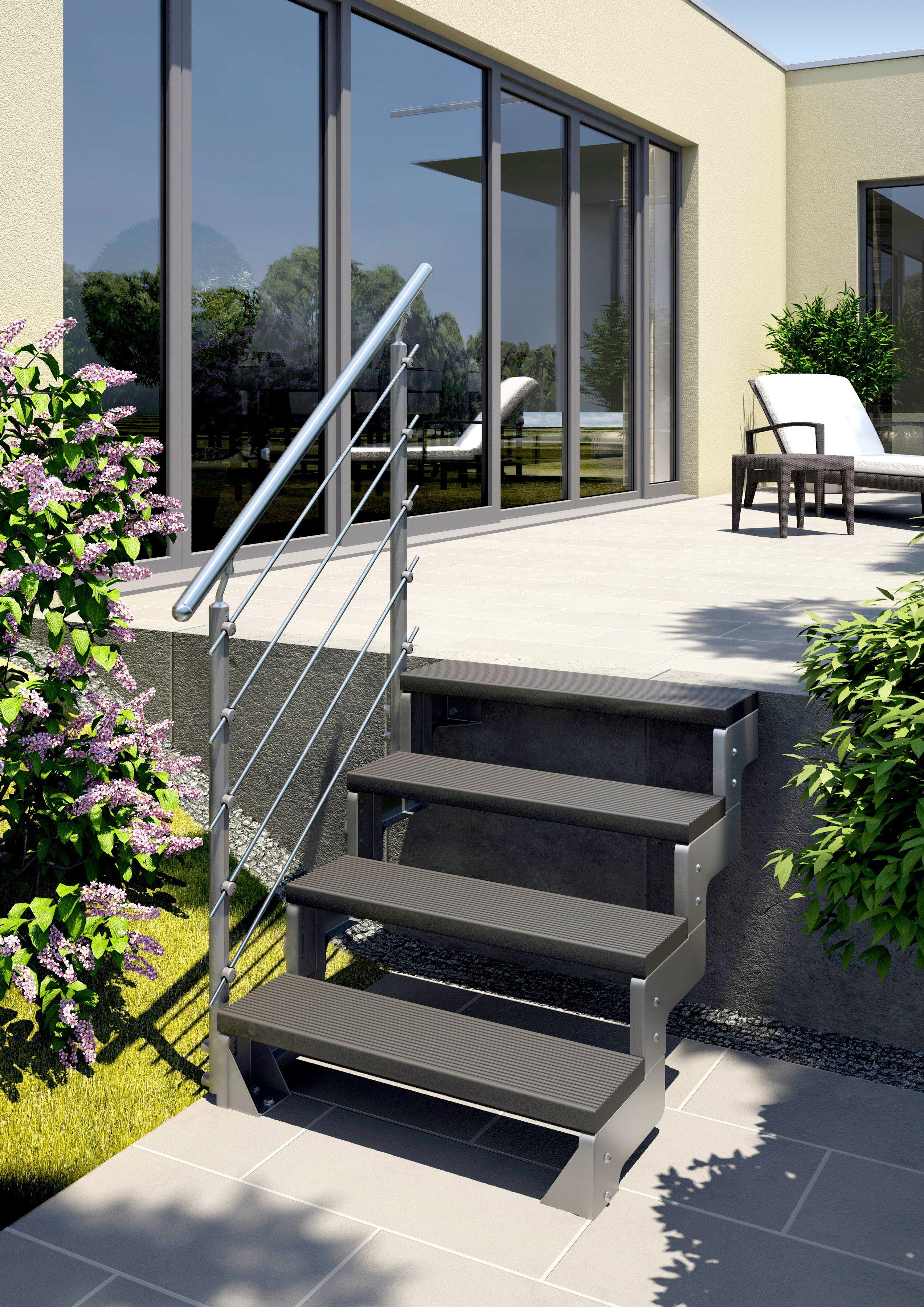 Treppengeländer »Gardentop Set 4«
