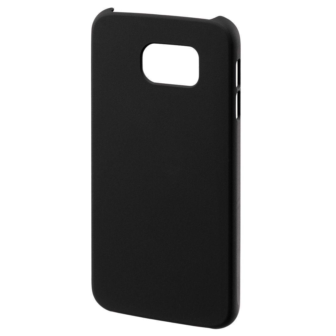 Hama Cover Rubber für Samsung Galaxy S6, Schwarz