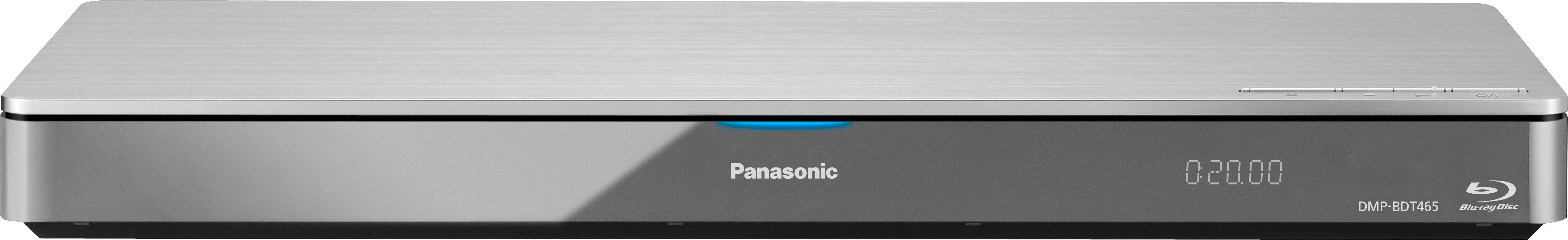 Panasonic DMPBDT465EG9 3D Blu-ray-Player 3D-fähig WLAN