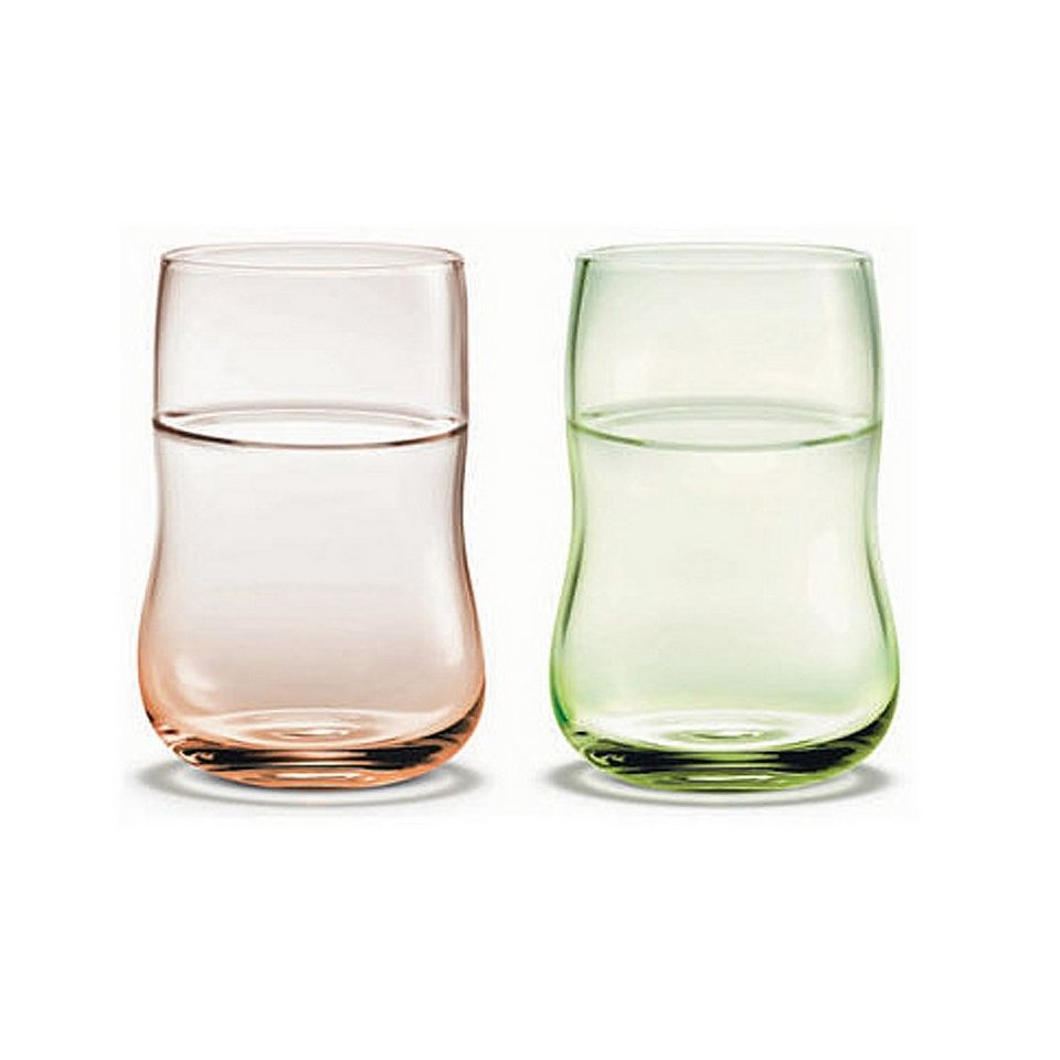 HOLMEGAARD HOLMEGAARD Wasserglas Future 25 cl, rose, spring in rose, spring