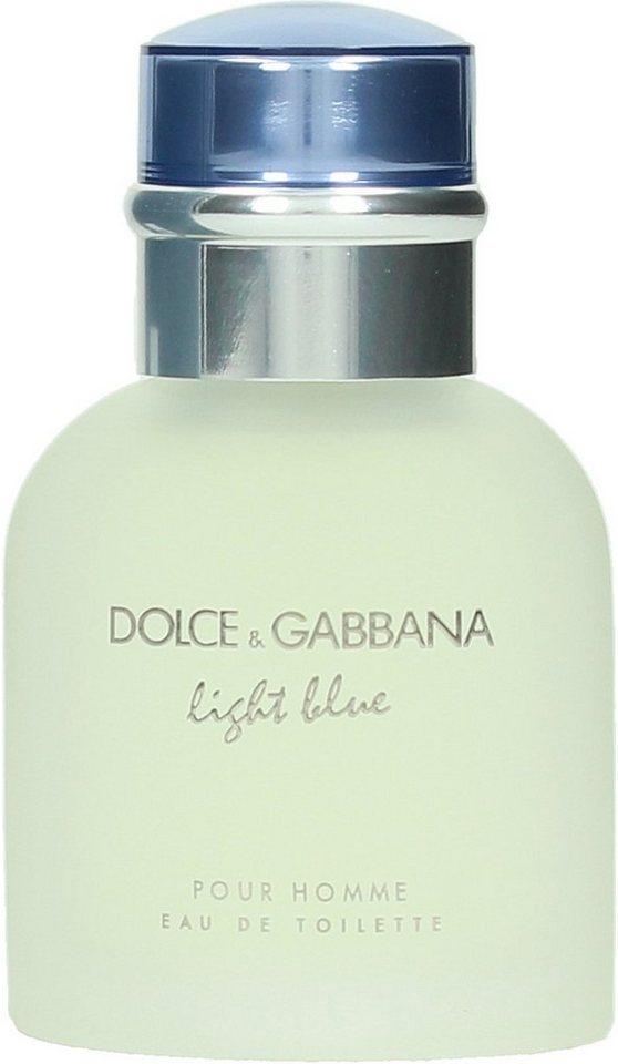 dolce gabbana light blue pour homme eau de toilette. Black Bedroom Furniture Sets. Home Design Ideas