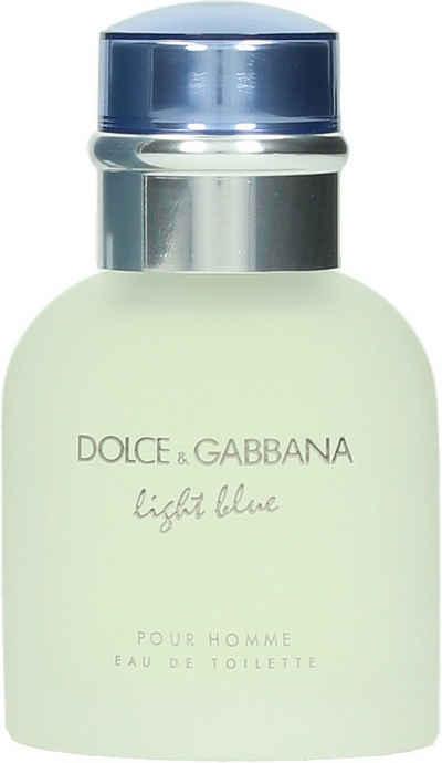 DOLCE & GABBANA Eau de Toilette »Light Blue Pour Homme«