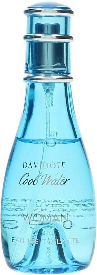 Davidoff, »Cool Water Woman«, Eau de Toilette