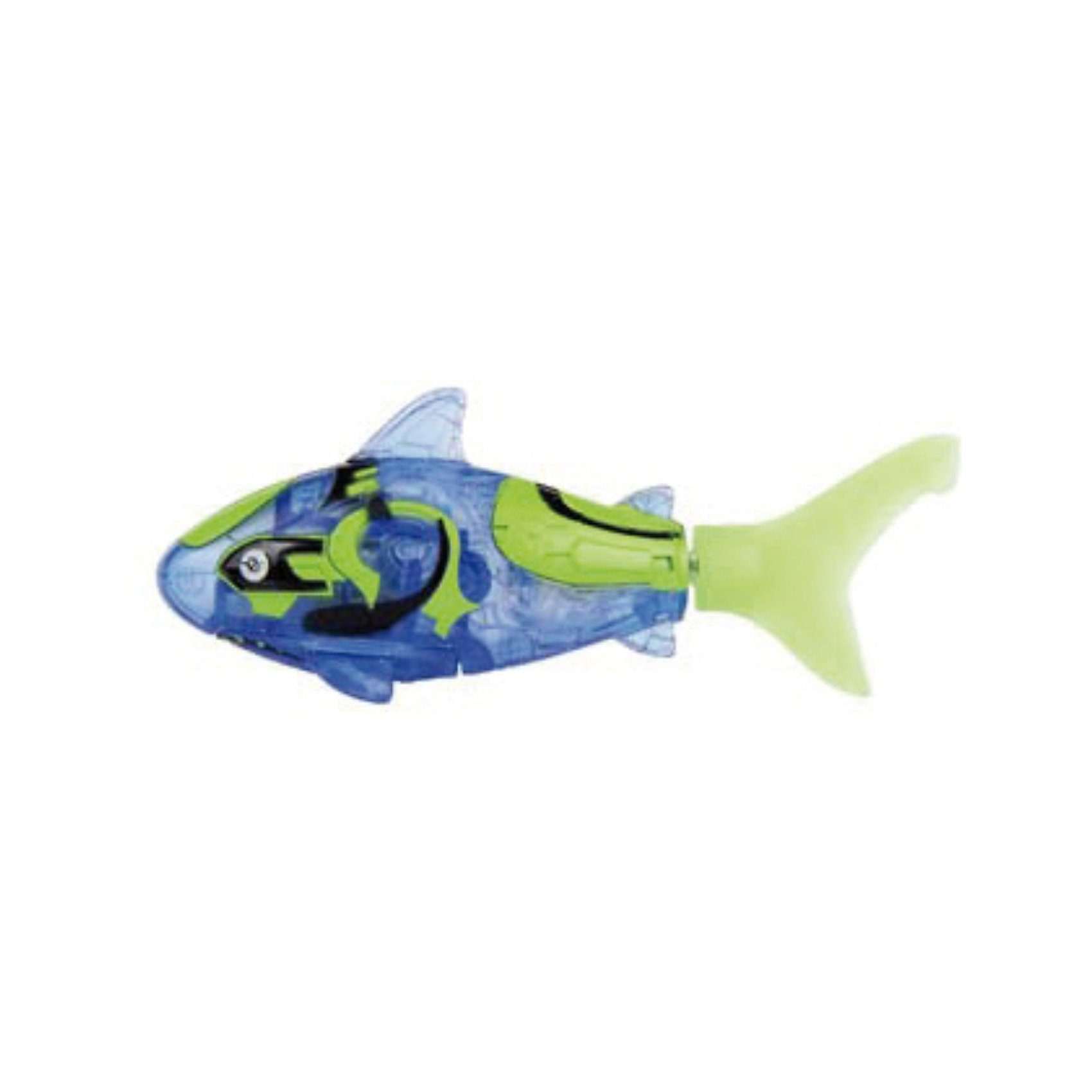Goliath Robo Fish Shark Blue/Green