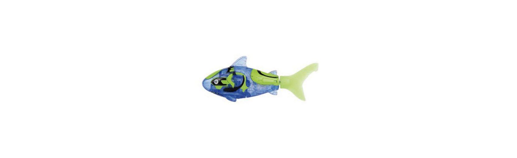 Goliath Robo Fish Shark Blue/Green
