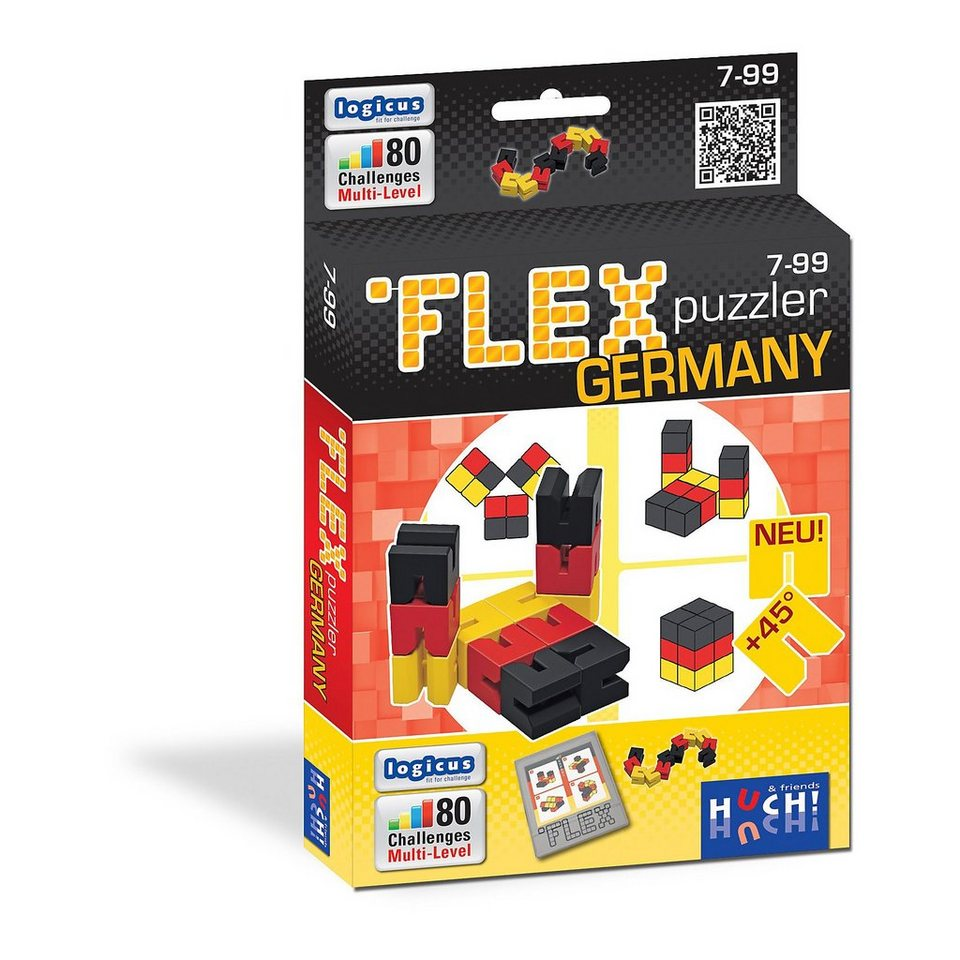 HUCH! & friends Flex Puzzler Germany