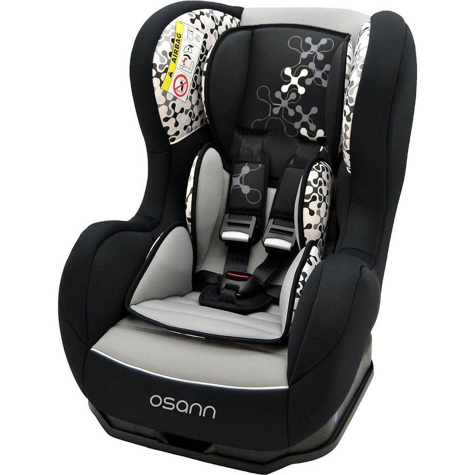 Osann Auto-Kindersitz Cosmo SP, Corail Black, 2015 in schwarz