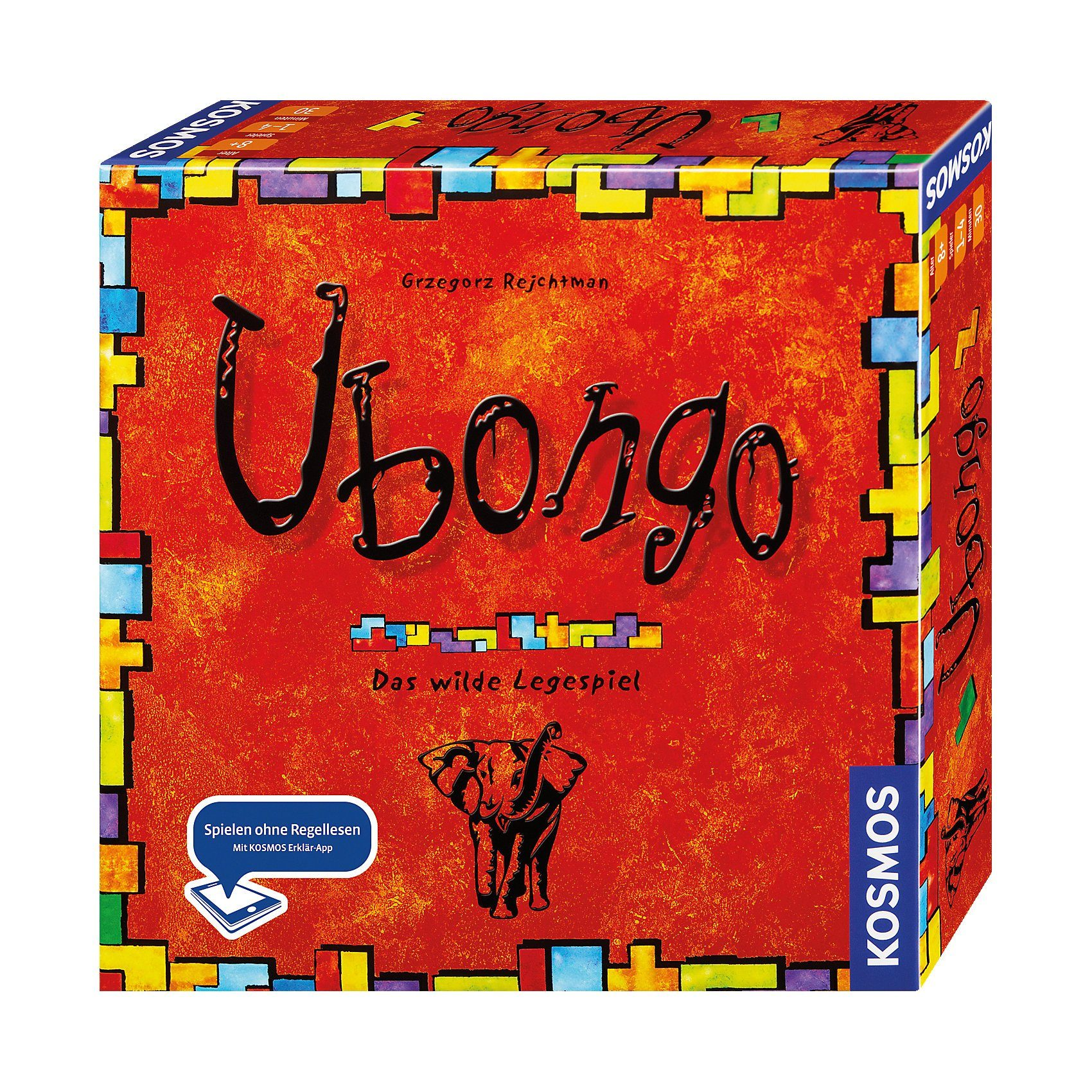 Kosmos Ubongo (inkl. Play-it-smart-App)