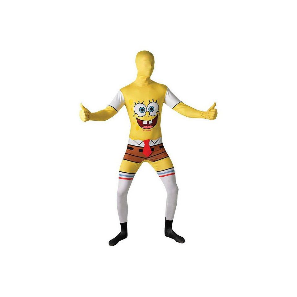 Rubie´s 2nd Skin Sponge Bob (Erw.)
