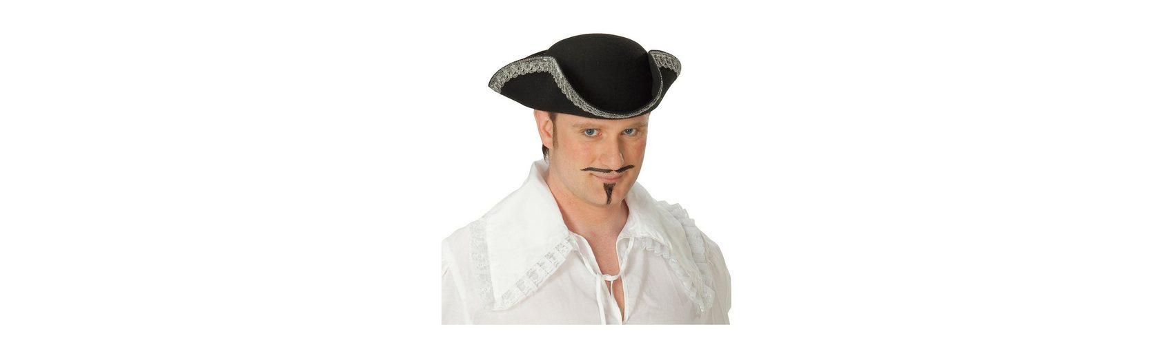 Rubie´s Piraten Hut aus Filz