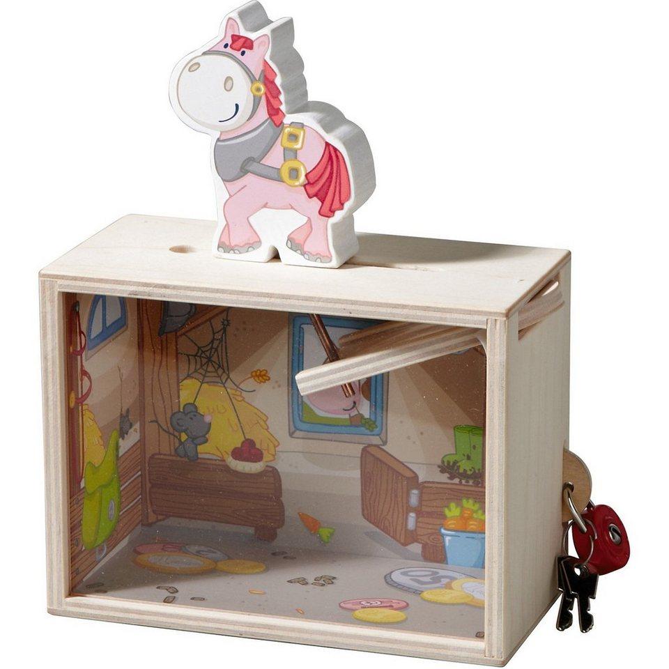 haba 301206 spardose pferd online kaufen otto. Black Bedroom Furniture Sets. Home Design Ideas