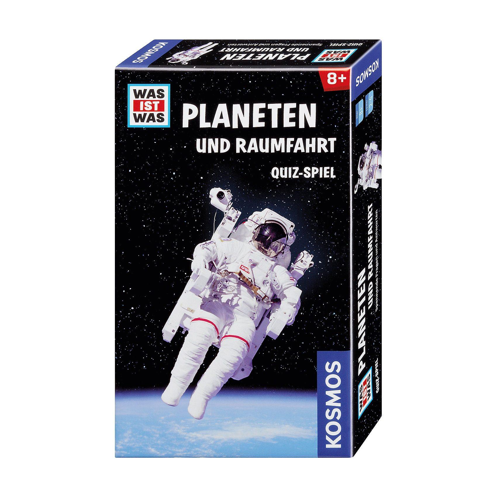 Kosmos WAS IST WAS - Planeten und Raumfahrt
