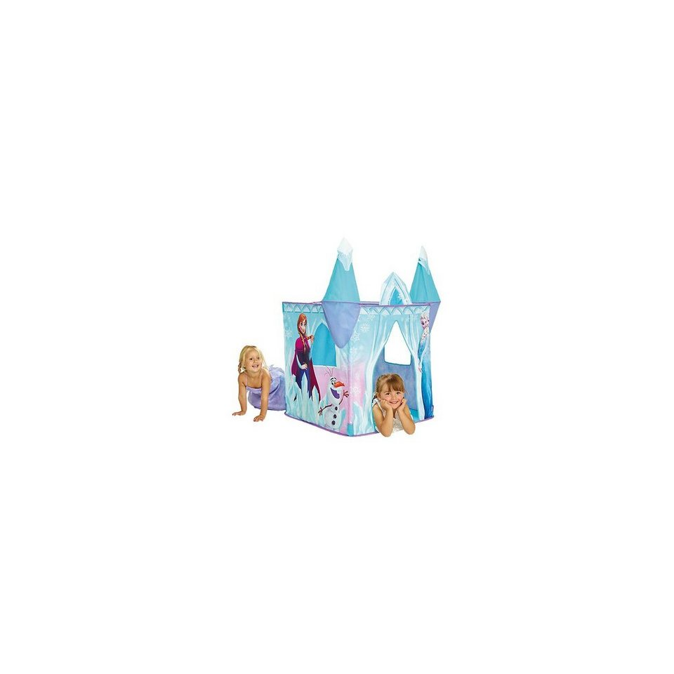 WORLDS APART Spielzelt, Die Eiskönigin in blau