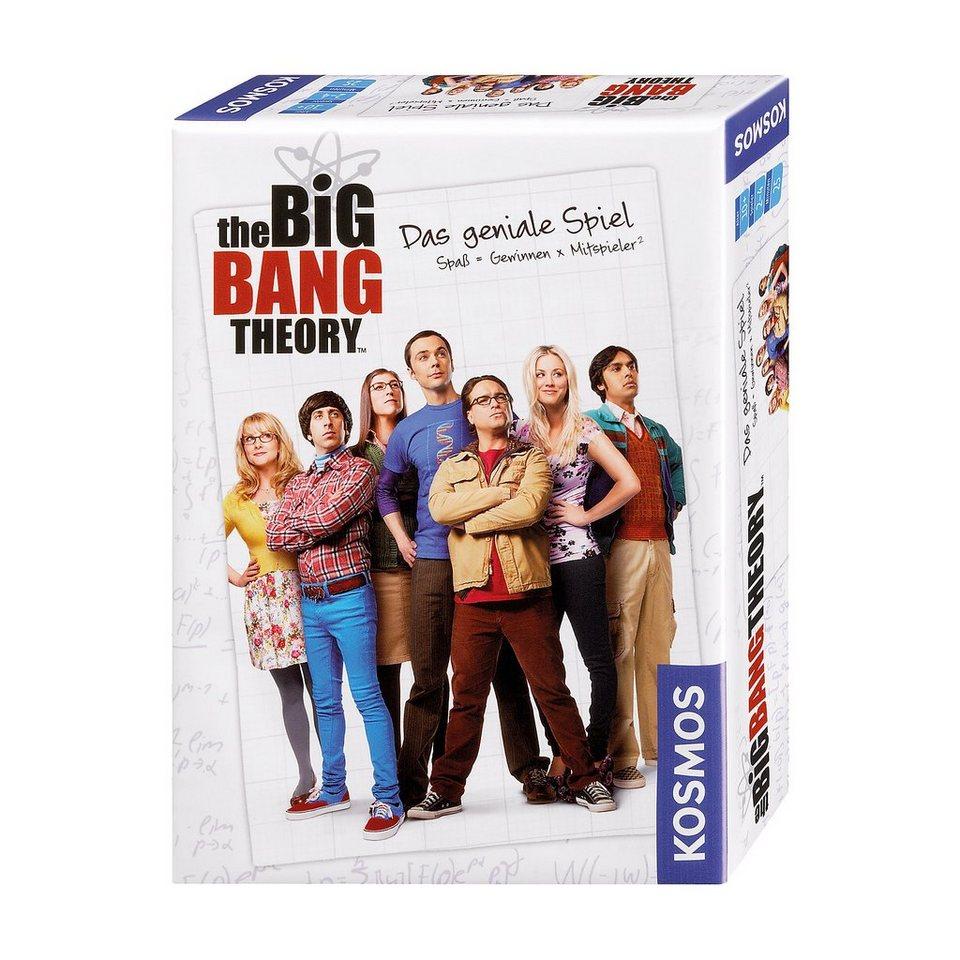 Kosmos The Big Bang Theory - Das geniale Spiel