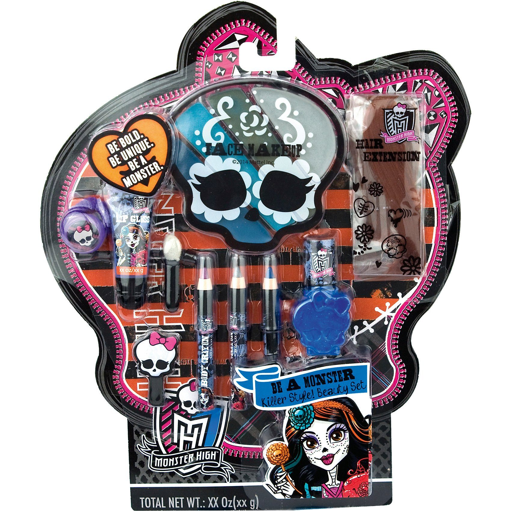 Empeak Monster High - Make up Set Skelita Calveras