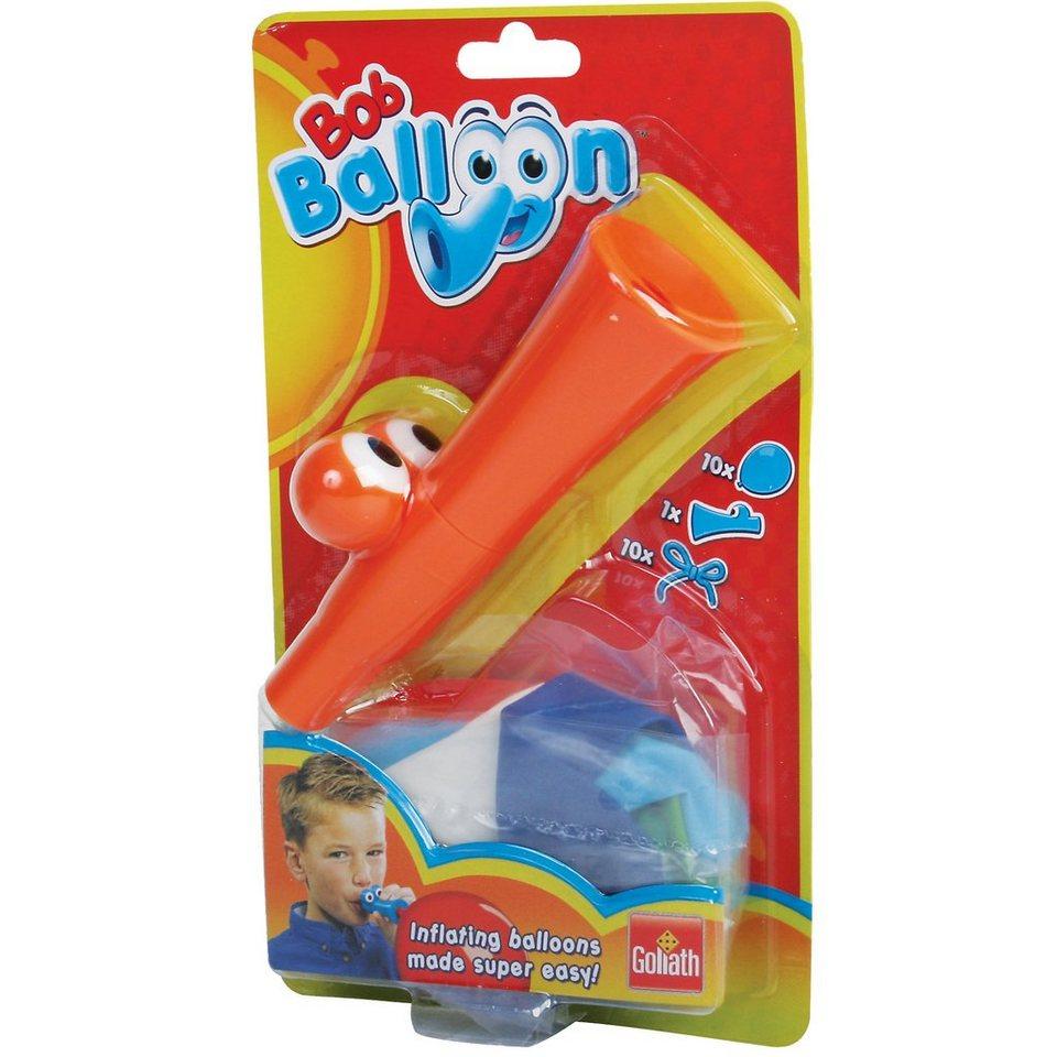 Goliath Bob Balloon Pocket orange