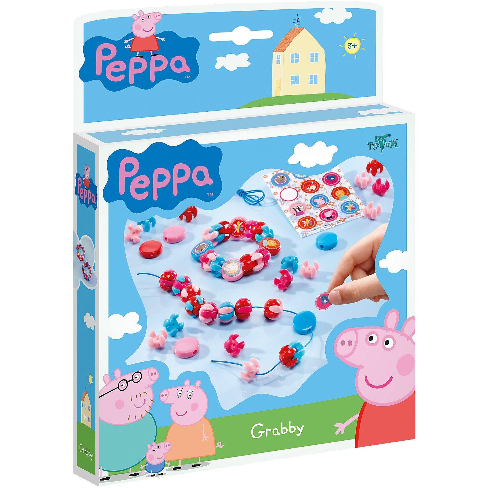 TOTUM Kreativset Armbänder Peppa Pig