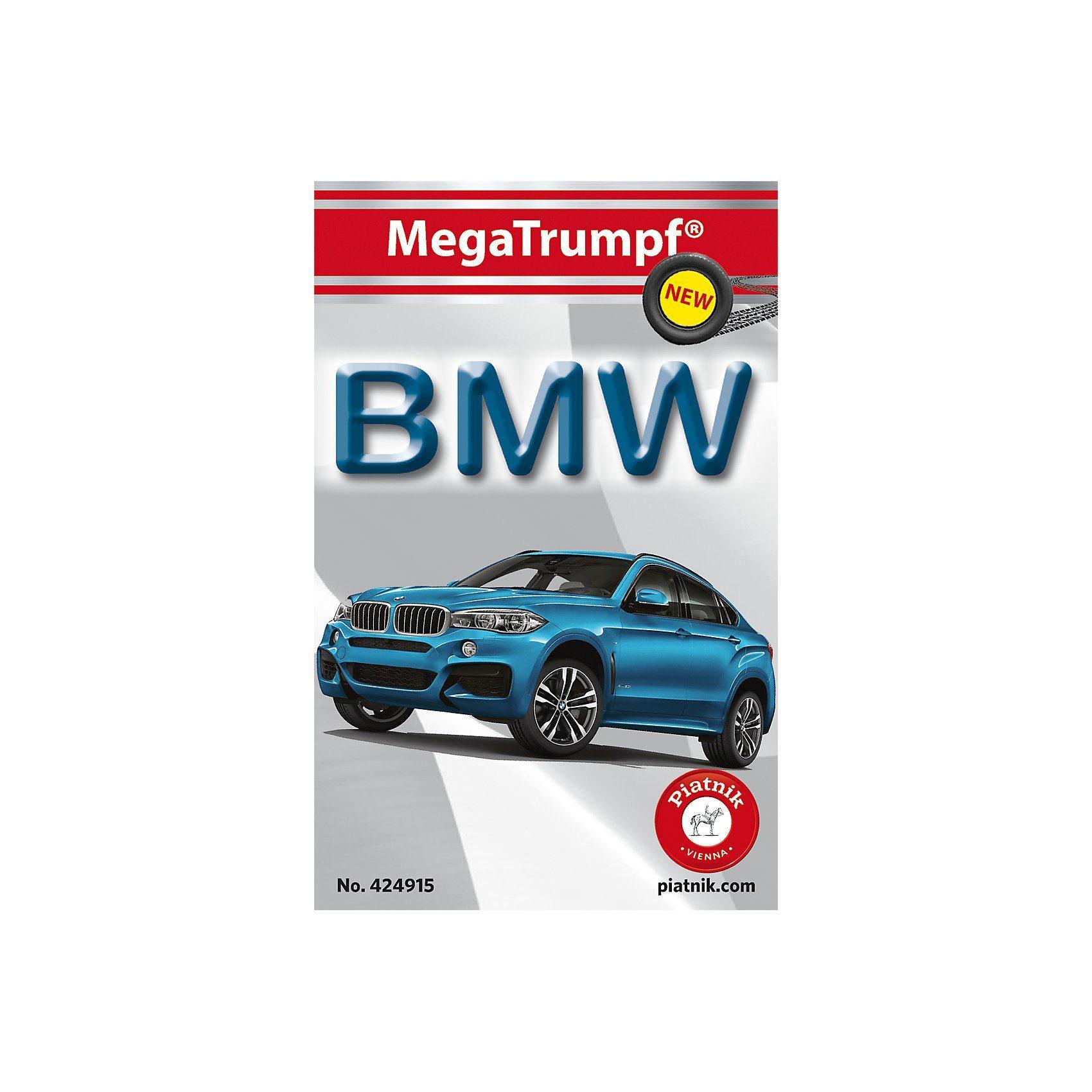 Piatnik Quartett BMW