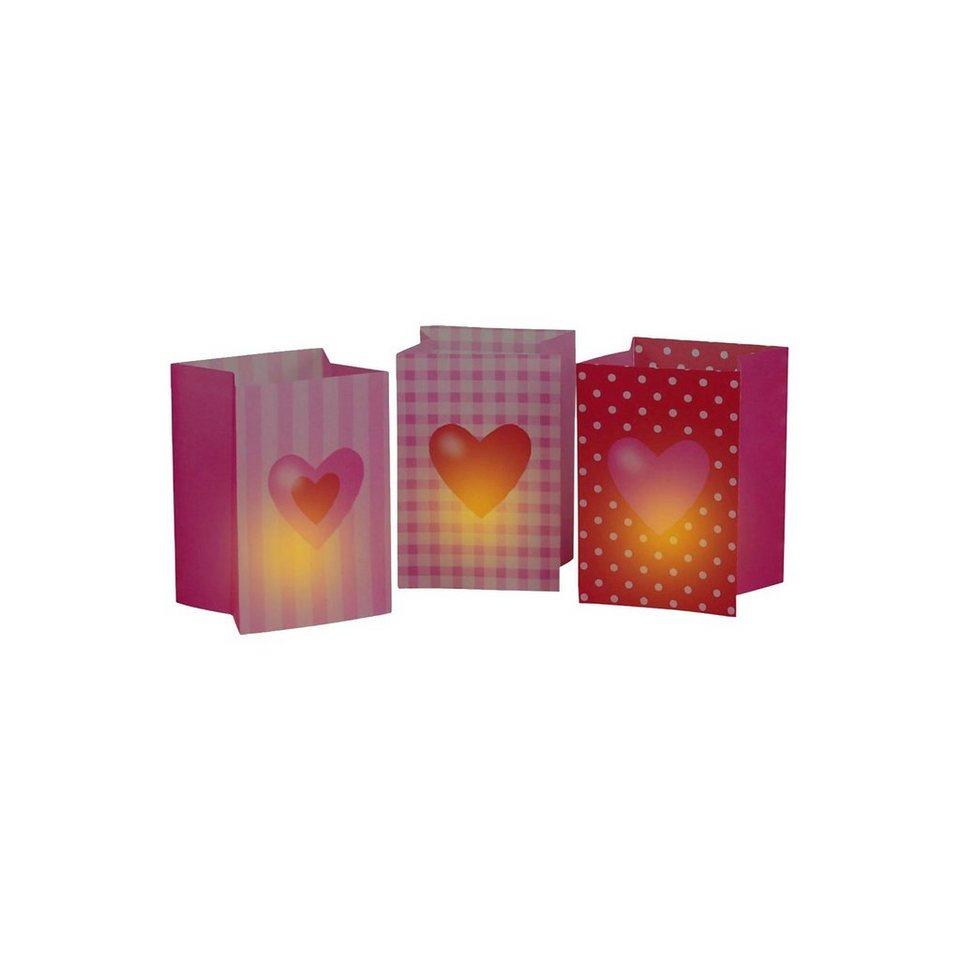 Amscan Lichtertüten Herzen