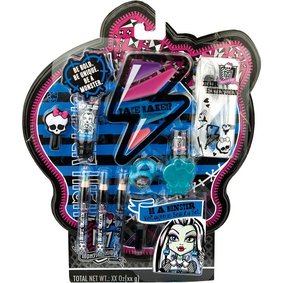 Empeak Monster High - Make up Set Frankie Stein
