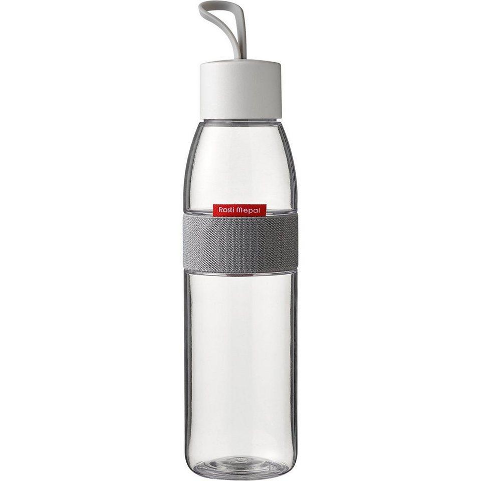 Trinkflasche ellipse klar, 500 ml in transparent